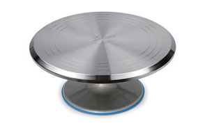 Ateco Revolving Cake Decorating Stand Turntable