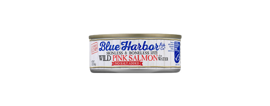 Blue Harbor Fish Co. Wild Pink Salmon