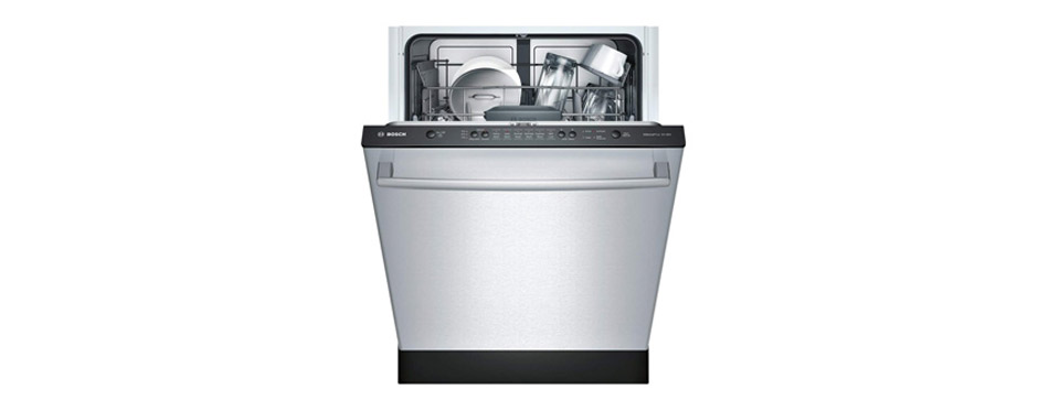 Bosch Stainless Steel Fully Integrated Dishwasher