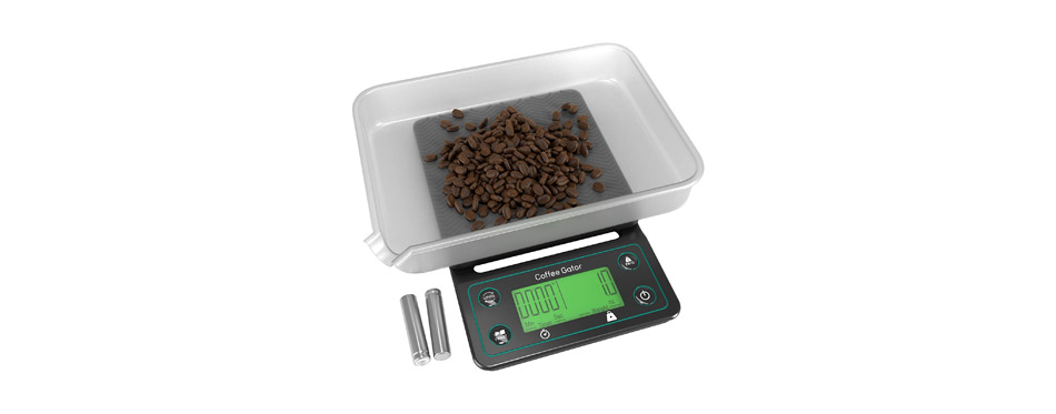 Coffee Gator Coffee Scale