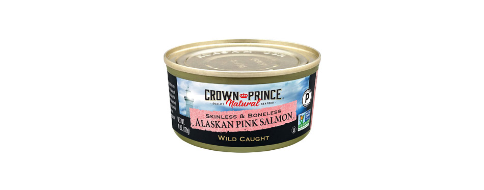 Crown Prince Natural Alaskan Pink Salmon