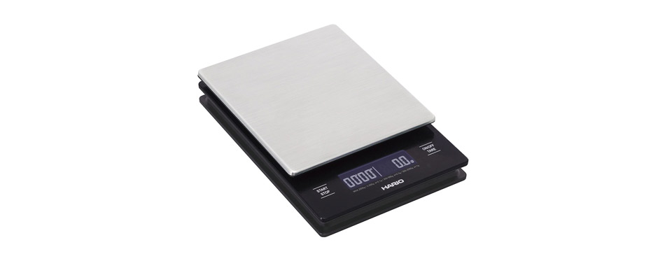 Hario Stainless Steel Coffee Scale