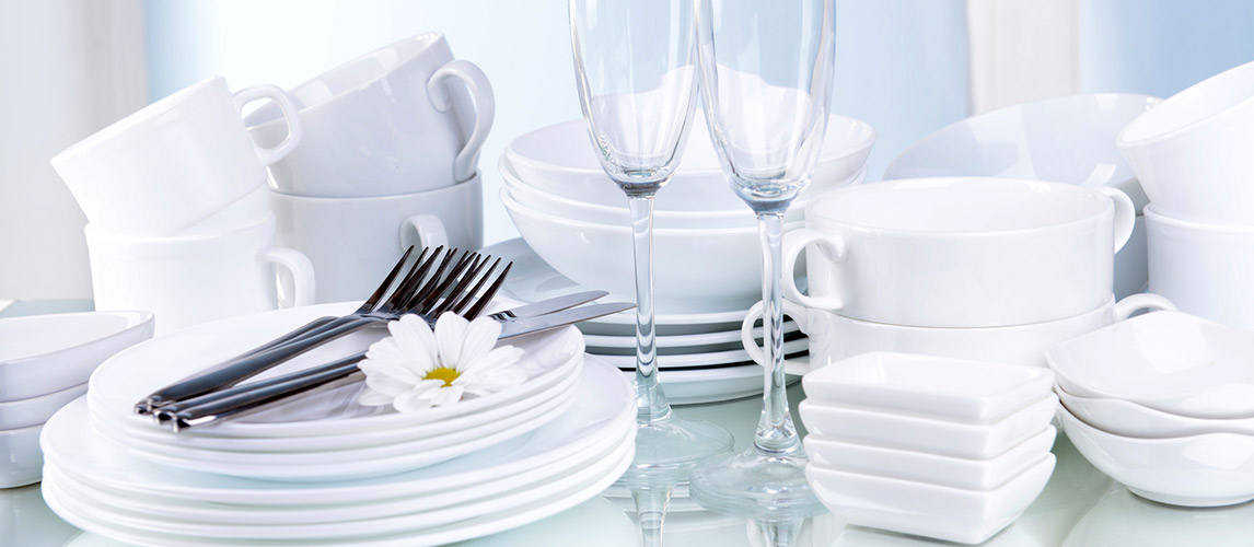 How to Sanitize Dishes - Hot Water, Bleach or Something Else