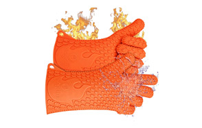 Jolly Green Products Premium BBQ Oven Gloves