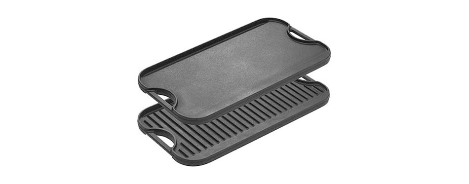 Lodge Pro-Grid Grill Griddle Pan