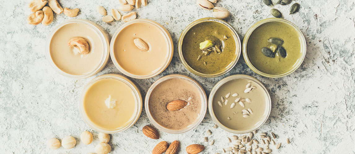 Peanut Butter Alternatives