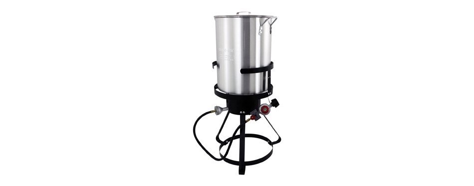 Chard Aluminum Turkey Fryer Pack