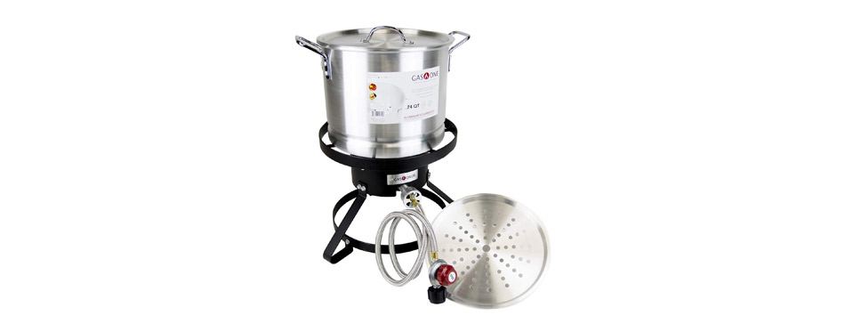 GasOne Propane Burner Turkey Fry