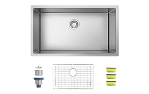 Mensarjor Single Bowl Kitchen Sink