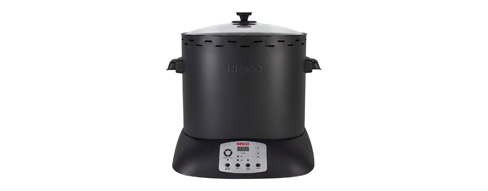 NESCO Digital Infrared Upright Turkey Roaster