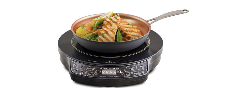 NUWAVE Lightweight Induction Cooktop