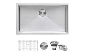 Ruvati Stainless Steel Kitchen Sink