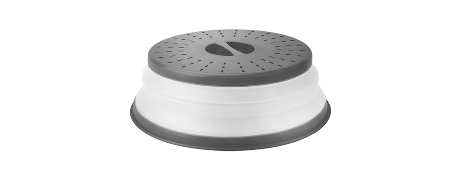 Tovolo Vented Collapsible Microwave Plate Cover