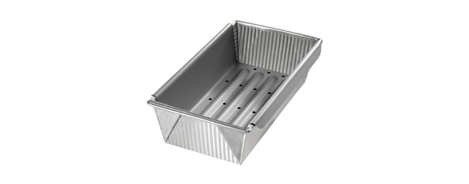 USA Pan Bakeware Aluminized Steel Meat Loaf Pan