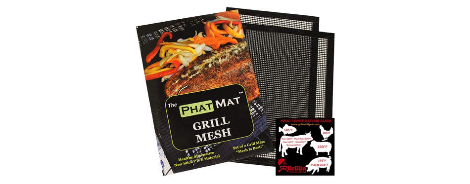 the phat mat grill mesh
