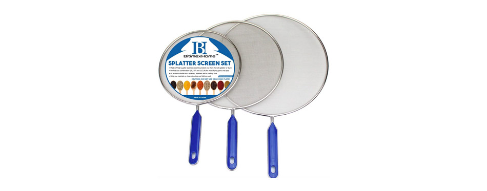 BitimexHome Grease Splatter Screen