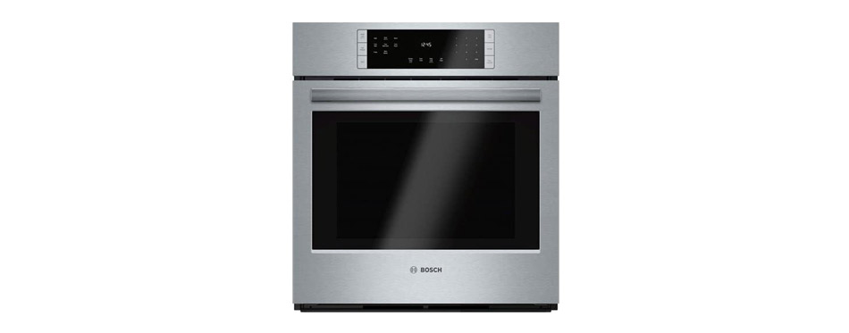 Bosch Stainless Steel Electric Single Wall Oven