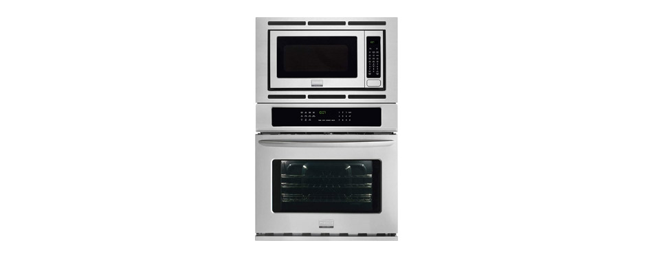 Frigidaire Stainless Steel Electric Combination Wall Oven