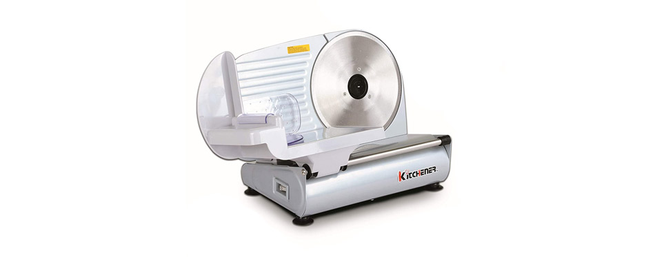 Kitchener Professional Electric Meat Slicer