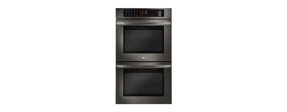 LG Electric Double Wall Oven