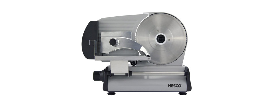 Nesco Stainless Steel Food Slicer