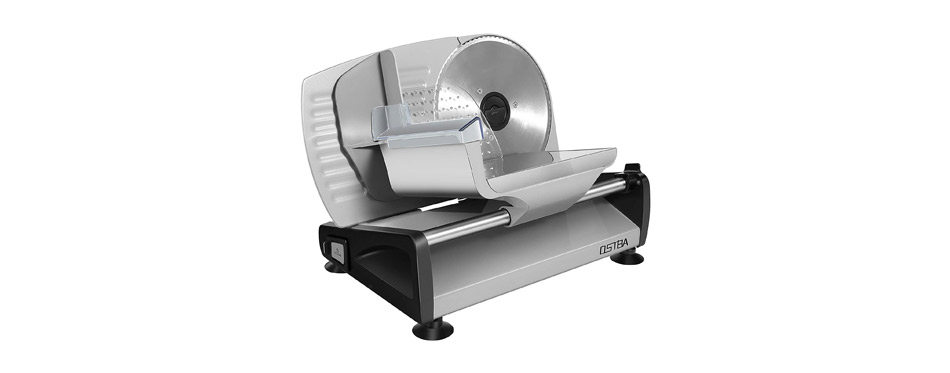 Ostba Food Slicer with Child Lock Protection